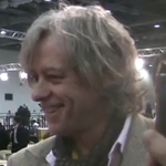 Bob Geldof on ColaLife, condoms and the Pope (take 2)